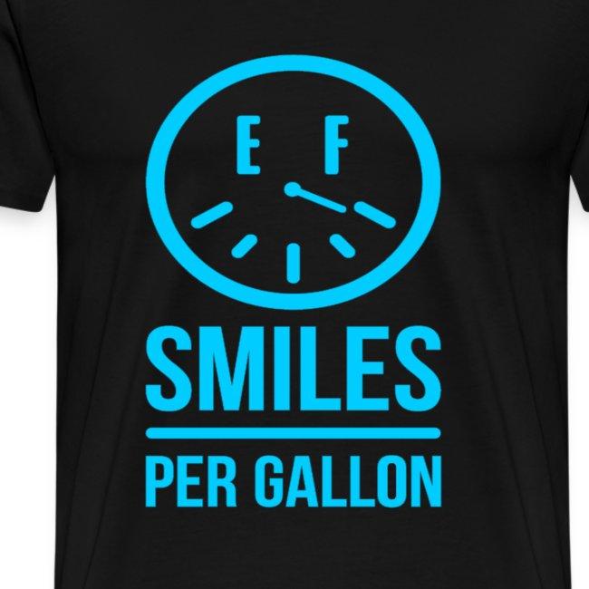 Smiles per Gallon T-Shirt V2!