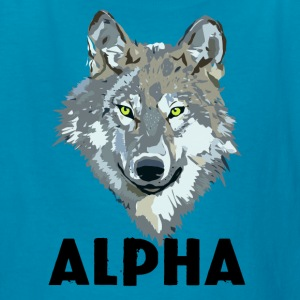 KId's T-Shirt   Alpha  - Kids' T-Shirt