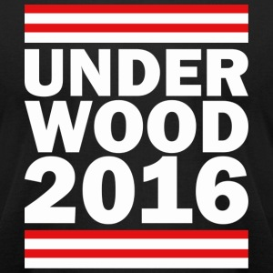 Underwood 2016 T-Shirts - Men's T-Shirt by American Apparel