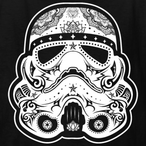 Storm Trooper Sugar Skull Kids' Shirts - Kids' T-Shirt