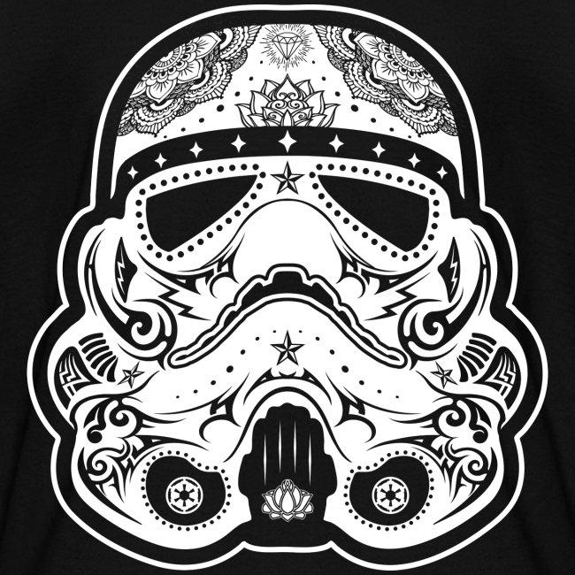 chattanooga tshirt storm trooper sugar skull tattoo design kids