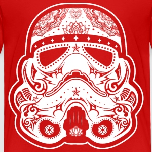 Storm Trooper Sugar Skull Baby & Toddler Shirts - Toddler Premium T-Shirt