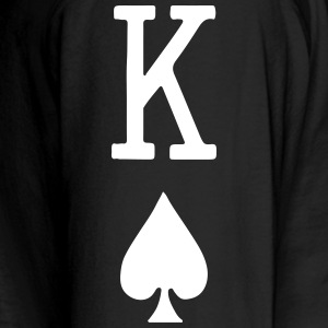Kings of Spades Playing Card Long Sleeve Shirts - Men's Long Sleeve T-Shirt