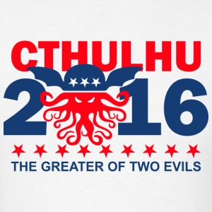 CTHULHU 2016 T-Shirts - Men's T-Shirt