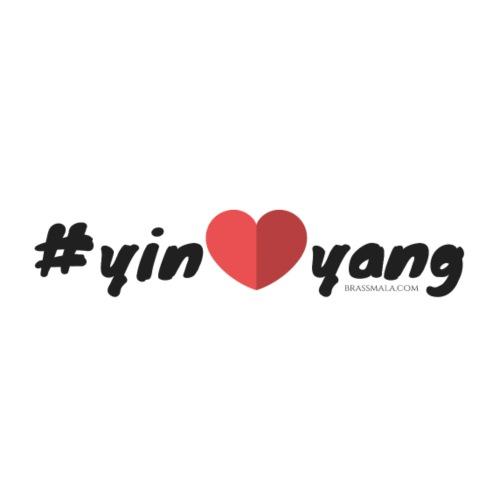 Hashtag  Yin Yang