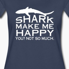 Sharks Make Me Happy