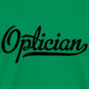 optician T-Shirts - Men's Premium T-Shirt