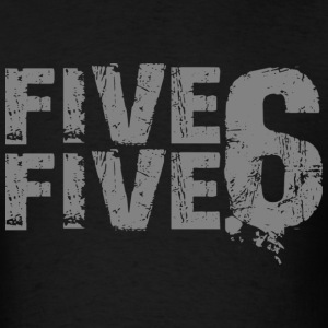 FIVE FIVE 6 - Men's T-Shirt