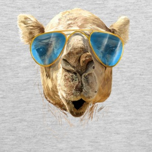 Camel with sunglasses Sportswear - Men's Premium Tank