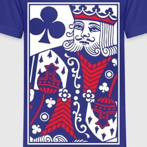 Kings of Clubs with Sleeve Baby & Toddler Shirts - Toddler Premium T-Shirt