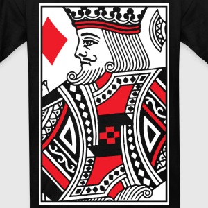 Kings of Diamonds Kids' Shirts - Kids' T-Shirt