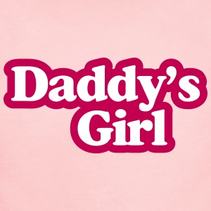 Daddy's Girl Baby Bodysuits - Short Sleeve Baby Bodysuit