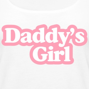 Daddy's Girl Tanks - Women's Premium Tank Top