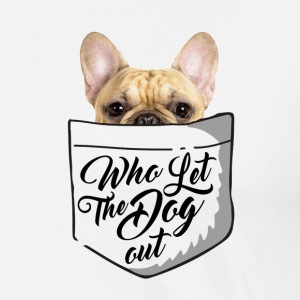 DoGS OUT - Men's Premium T-Shirt