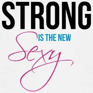 STRONG IS THE NEW SEXY Tanks - Women's Flowy Muscle Tank by Bella