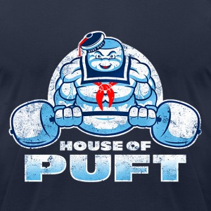 Puft T-Shirts - Men's T-Shirt by American Apparel