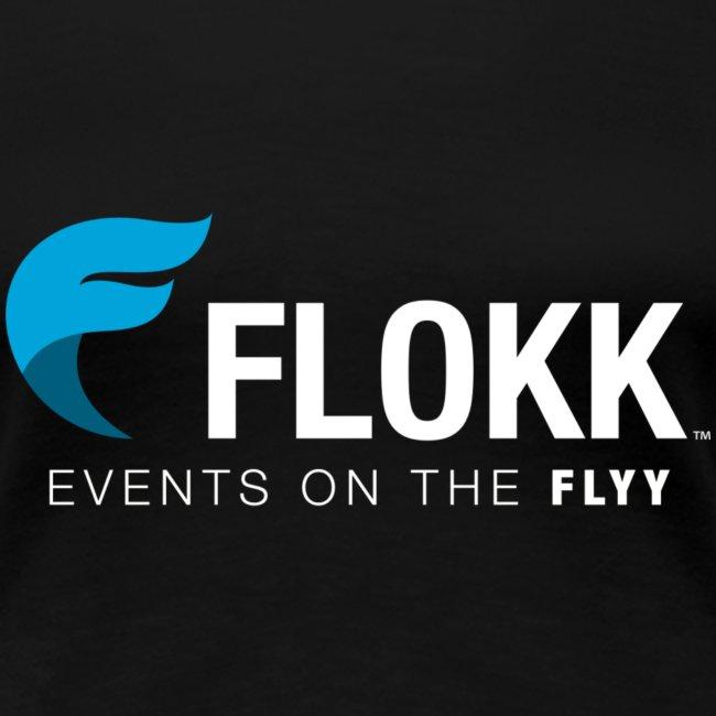Ladies Flokk Logo T-Shirt