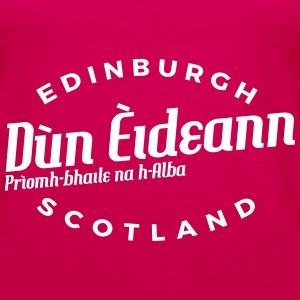 Edinburgh Tanks - Women's Premium Tank Top