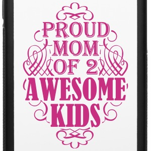 Proud mom of 2 awesome kids - iPhone 6/6s Rubber Case