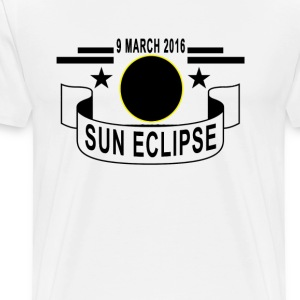 sun_solar_eclipse_9_march_2016_ - Men's Premium T-Shirt
