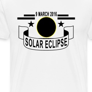 sun_solar_eclipse_9_march_2016 - Men's Premium T-Shirt