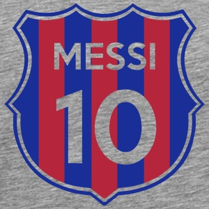 Messi 10 FCB - Men's Premium T-Shirt
