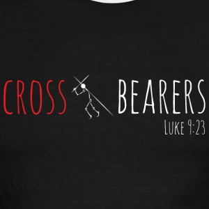 Cross Bearers - Men's Ringer T-Shirt