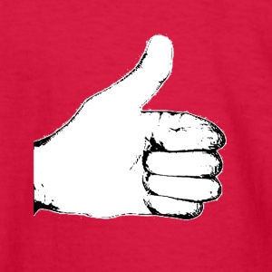 Thumbs up - Kids' Long Sleeve T-Shirt