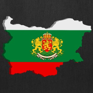 Bulgarian map Bags & backpacks - Tote Bag