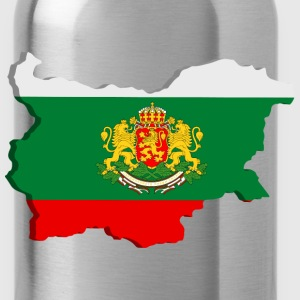 Bulgarian map Sportswear - Water Bottle