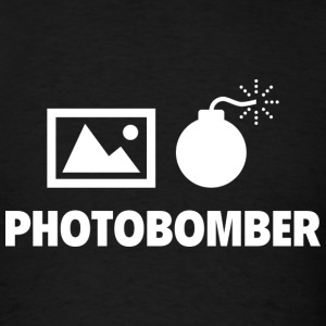 Photobomber - Men's T-Shirt