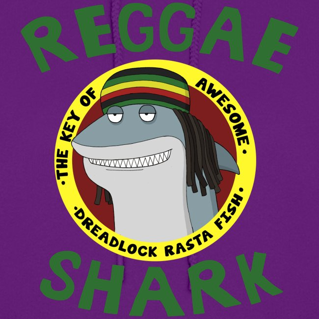 Reggae Shark - Ladies (more colors available)