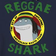 Design ~ Reggae Shark - Men's (more colors available)