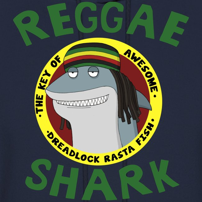 Reggae Shark - Men's (more colors available)