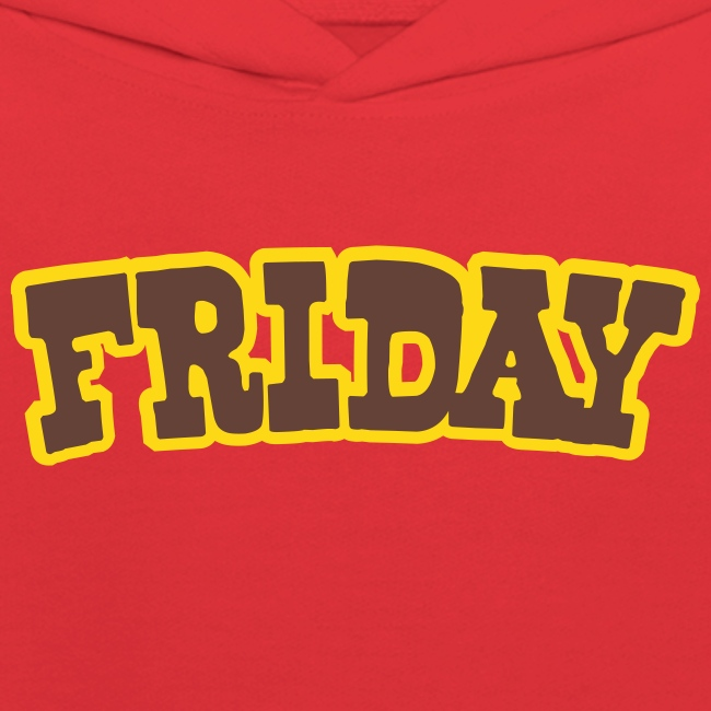 Kids 'Friday' Hoodie