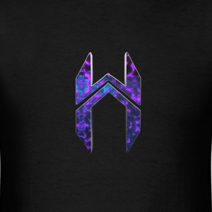 HAJI T-Shirt Dark Matter Logo - Men's T-Shirt