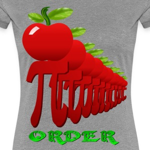 Apple Pi Order - Women's Premium T-Shirt