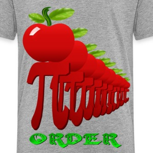 Apple Pi Order - Toddler Premium T-Shirt