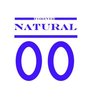 forever natural blue