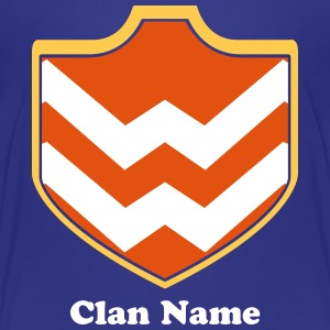 Clash With Your Clan-02 Baby & Toddler Shirts - Toddler Premium T-Shirt
