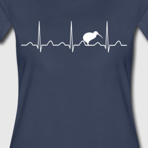 NEW ZEALAND HEARTBEAT - Women's Premium T-Shirt
