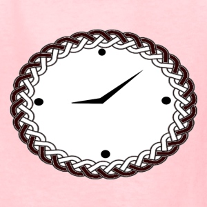 Clock Design - Kids' T-Shirt