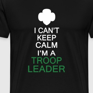 I'm A Troop Leader - Men's Premium T-Shirt