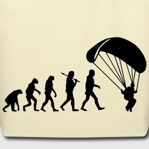 Evolution Parachute Jumping Bags & backpacks - Eco-Friendly Cotton Tote