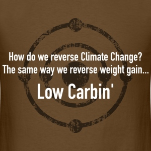 carbin joke T-Shirts - Men's T-Shirt