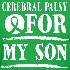 Cerebral Palsy Awareness For My Grandson Women's T-Shirts - Women's T-Shirt