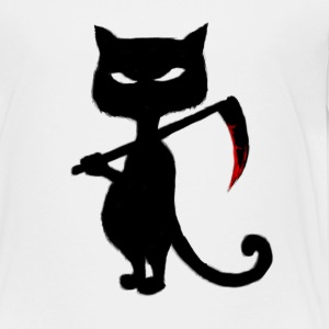 Reaper Cat - Kids' Premium T-Shirt