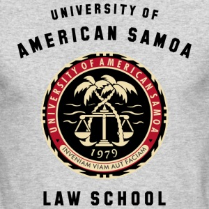 UNIVERSITY OF SAMOA Long Sleeve Shirts - Men's Long Sleeve T-Shirt by Next Level