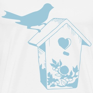 birdhouse - Men's Premium T-Shirt
