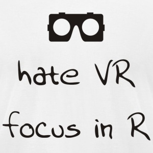 vr1.png T-Shirts - Men's T-Shirt by American Apparel
